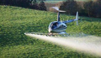 R44 Spraying